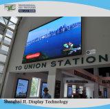 Pleine couleur intérieure Affichage LED P1.6 signe mur vidéo LED