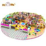 Campo da giuoco poco costoso di asilo del movimento alternato della balena della struttura del gioco di bambini