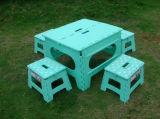 Openlucht Plastic Lijst Furniturefoldable voor en Kinderen die leren spelen