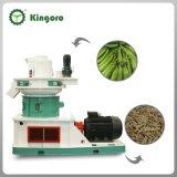 販売のための機械を作る大豆の餌