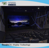 A Rússia interior P6 de alta qualidade display LED de cor total