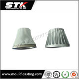 LEIDENE van het Afgietsel van de Matrijs van het aluminium Lichte Heatsink (stk-ADL0005)
