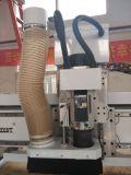 Горяче, маршрутизатор CNC древесины Франции Schneider Servo с 6 встроенными инструментами изменения