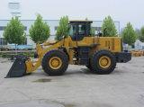 AL966E 고품질 세륨 공장 가격을%s 가진 승인되는 ZL60 6ton 큰 바퀴 로더