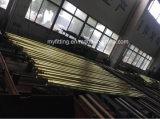 ASTM B111 C44300 Messinggefäß für Kondensator der Dampf-Turbine