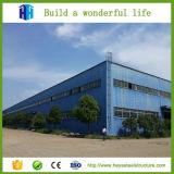 Edificio de acero de la fabricación del taller de la fábrica del bajo costo