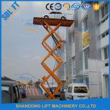 Elevatore idraulico di parcheggio dell'automobile della piattaforma dell'elevatore dell'automobile con Ce