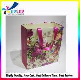 Promotion sac de Papier Coloré impression CMJN de gros sac de papier couché