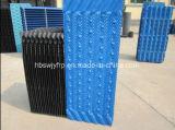 ステップ台形波の冷却塔装置PVC注入口