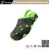 Обычных мужчин обувь для серии EVA засорить сад тапочки 20303-2 для установки вне помещений