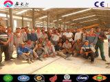 Bajo costo H Sectionsteelsteel Hangar para la construcción de Cerámica en Orán, Argelia