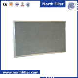 G2 Aluminum panel Metal filter for gas turbine