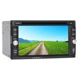 6.2inch reproductor de DVD doble del coche del estruendo 2DIN con el sistema Ts-2009-2 de la mueca de dolor
