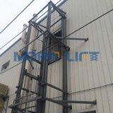 Elevatore di merci verticale idraulico del magazzino da vendere