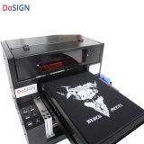 Il nuovo stato ed il tipo a base piatta A3 P400 del piatto della stampante a buon mercato dirigono verso la stampante dell'indumento