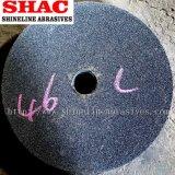 Roda de moedura abrasiva do carboneto de silicone