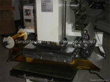 Affrancatrice della piccola stagnola calda manuale Tam-358 in azione