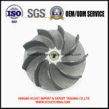 La salle chaude la turbine de fournisseur de moulage mécanique sous pression