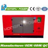 generador silencioso de 88kw 110kVA con el motor diesel Wp4d100e200 de Deutzs