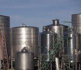 Edelstahl-Wein-Gärung, konischer Gärungserreger, Gärung-Maschine