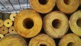 Qualitäts-thermische Isolierungs-Material-zentrifugales Glaswolle-thermische Isolierungs-Rohr