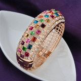 Colorido nuevo regalo de promoción de lujo Bisutería Pulsera Brazalete
