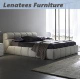 Кровать мебели спальни A546 самомоднейшая удобная