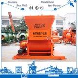 Fabricante de mistura do misturador do carregamento gêmeo automático do eixo Js1000