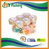 透明なBOPPの付着力のパッキングテープ