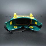 Lanciare-in su gli occhiali di protezione della saldatura dell'obiettivo anteriore con gli sfiati indiretti (WG115)