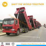 Sinotruk 6X4 HOWO 371HP A7 Heavy Dump Truck Tipper Truck