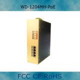 Wd-1204mh-Poe с программируемым логическим контроллером Homeplug AV2 Электросетевой Ethernet Bridge для промышленного