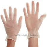 Liberamente in polvere guanti a gettare dell'esame della polvere e del grado del vinile