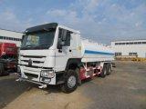 HOWO camiones cisterna de agua más famosa de camiones cisterna