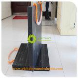 UHMWPE// en polyéthylène PE Grue à usage intensif Outrigger Pads pour la vente