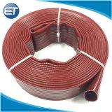 3 pouces de 10 bar tissu Layflat Tuyau de refoulement en PVC renforcé/ flexible