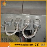 Extrudeuse de PVC de vis de jumeau de série de Sjsz
