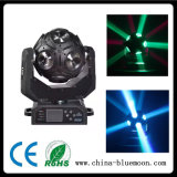 12PCS*12W RGBW 4in1 DEL Rotating Disco Ball Moving Head Beam Light