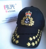 Proceso de la alta calidad, aceptación de órdenes de encargo, casquillo del ejército
