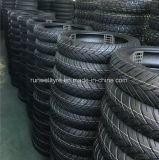 高性能のオートバイは100/90-17 100/90-18 110/80-17 120/80-17にタイヤをつける