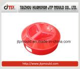 Moulage en plastique de cuvette de moulage de cruche d'eau avec le couvercle