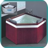 Antikes Wood Frame Big Size SPA Tub für Two People (719)