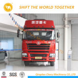 Shacman 6X4 340HP 트랙터 트럭