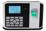Het biometrische Systeem van de Opkomst van de Tijd van het Toegangsbeheer van de Kaart van de Vingerafdruk RFID Slimme (5000A/ID)