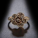 형식 작풍 로즈 꽃파는 아가씨의 까만 수정같은 반지