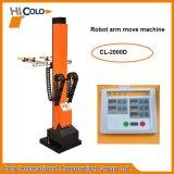Reciprocador automática para a linha de pintura por pó (braço robótico mova a máquina)