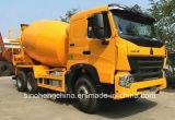 Concrete Sinotruk HOWO A7 10m3 To mix Truck/371HP 6X4 Cement To mix Truck