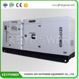 250kVA Groupe électrogène diesel insonorisé 50 Hz avec contrôleur de la mer profonde