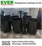 Halb glatte Kleber-/Polyester-Puder-Beschichtung für Metalloberfläche