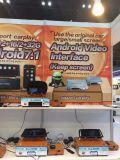 """7 """" Carplay de Speler van de Auto DVD voor Omkerende Bekijken Bluetooth SD/USB Aux van TV van de Navigatie van Audi A1 het Anti-Glare Radio Digitale"""